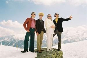 Trixi in d. Alpen1